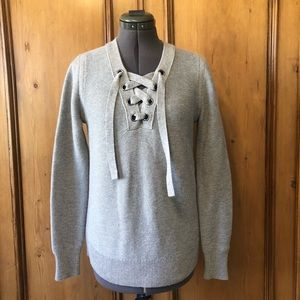 Banana Republic Gray Sweater Size S